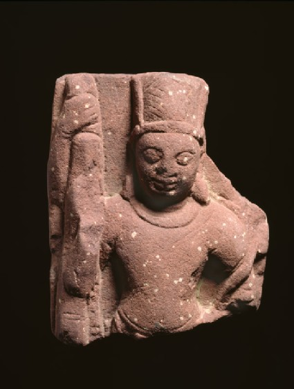 Relief fragment with Vishnufront