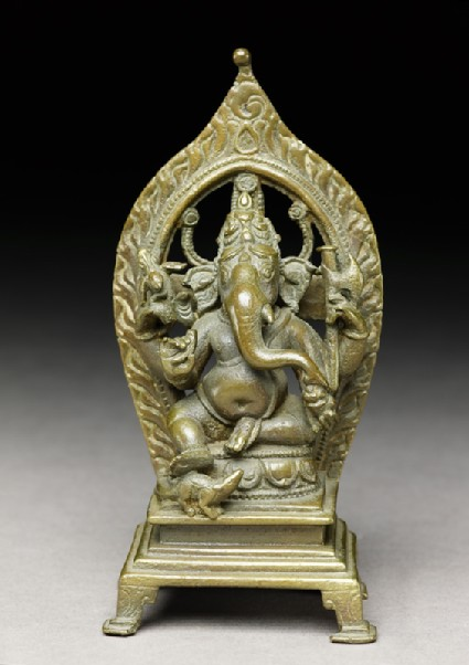 Figure of Ganeshafront