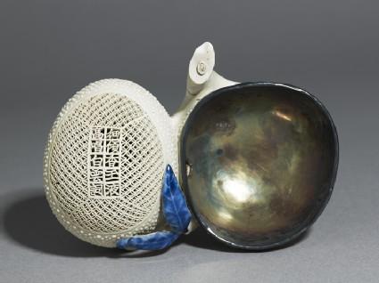 Water pot in the form of a lychee spraytop