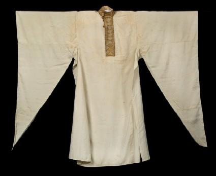 Arab shirtfront