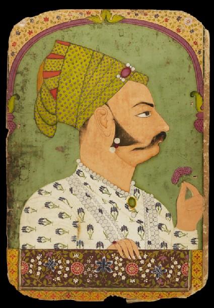 Maharaja Bakhat Singh of Nagaurfront
