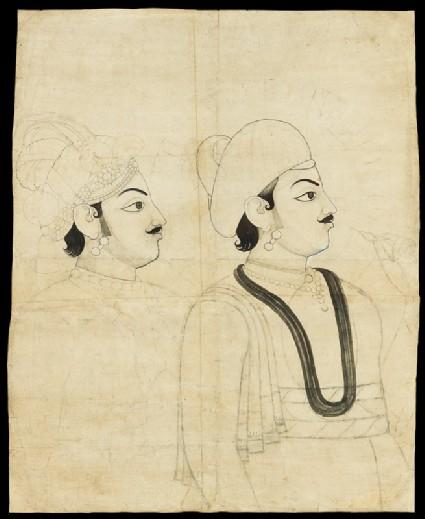 Maharaja Pratap Singhfront