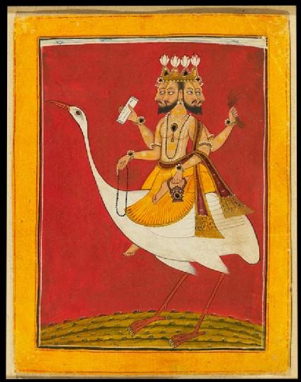 Brahma, Creator of the Universefront