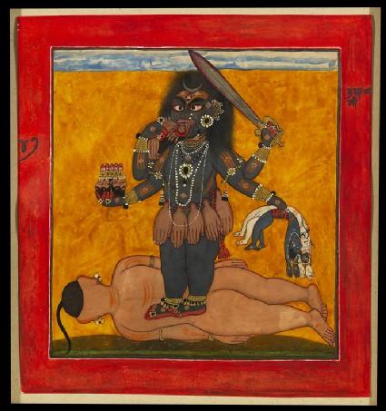Bhadrakali, Destroyer of the Universefront