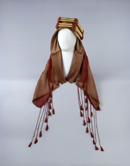 Arab headdressoblique