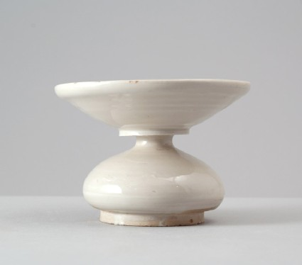 White ware zhadou, or spittoonfront
