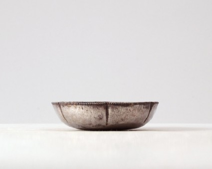 Bowl with a dancing apsara, or celestial maidenfront