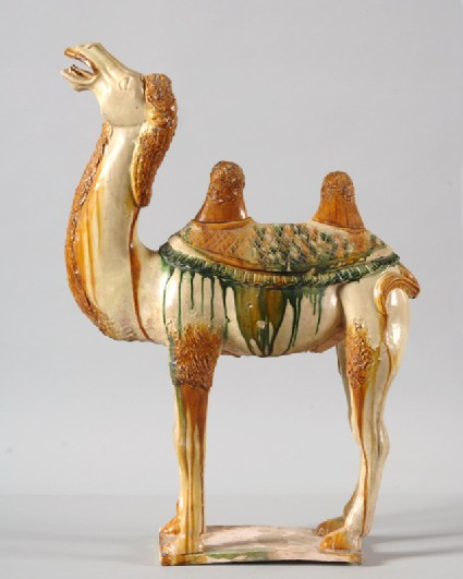 Figure of a camelfront
