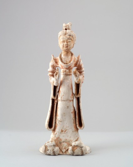 Figure of a dancing ladyfront